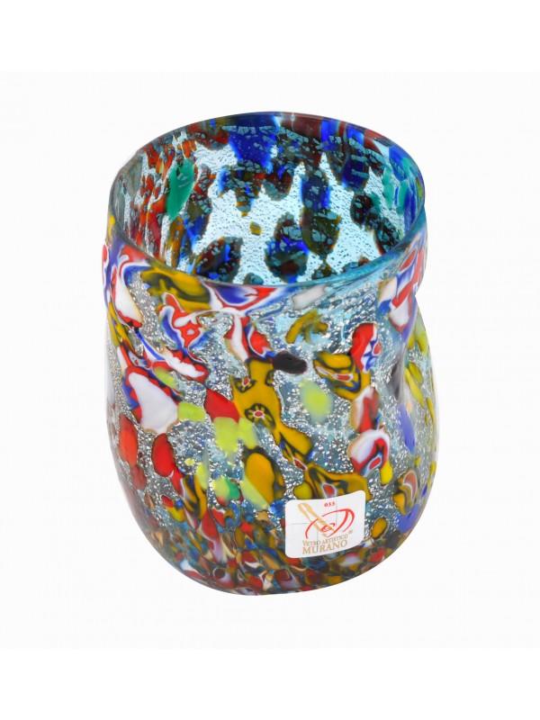 Small Murano Blue Glass BB20