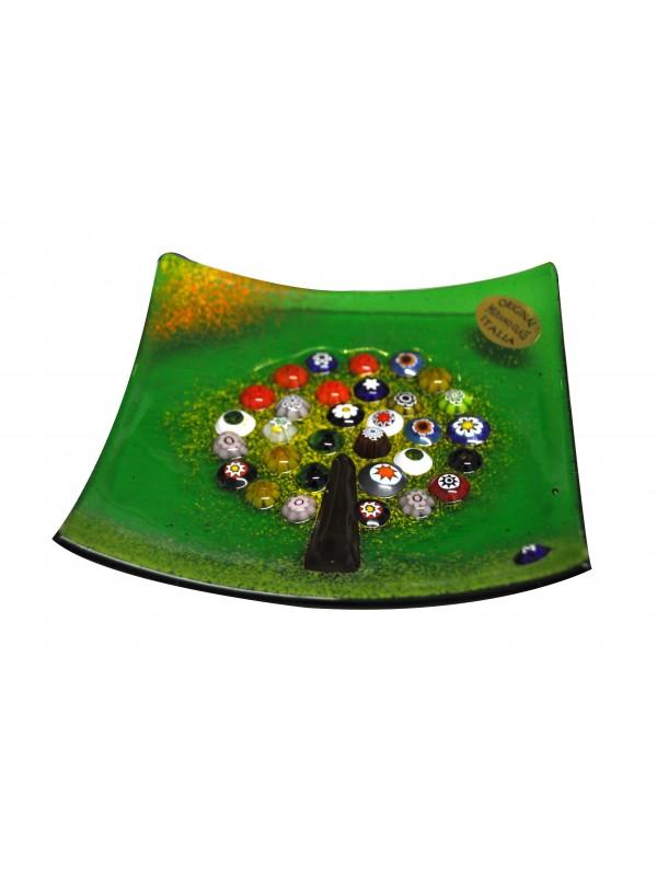 Murano Glass Tree of Life PL006