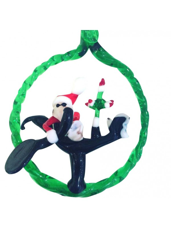 Murano Glass Christmas Tree decorations