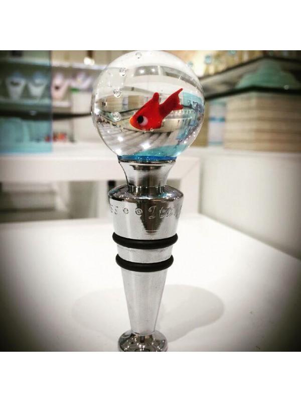 Murano Glass Bottle Stopper