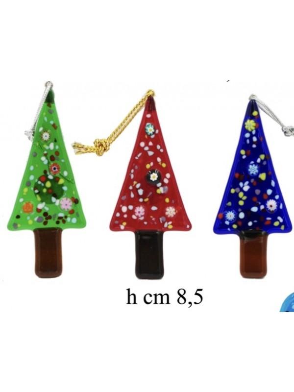 Murano Glass Christmas tree decoration
