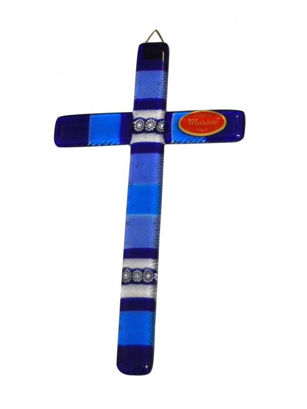 Murano Glass Cross CR002