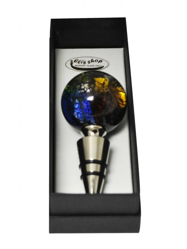 Murano Glass Bottle Stopper VS06