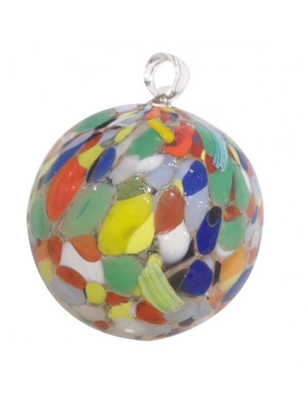 Multicolor Christmas Ball