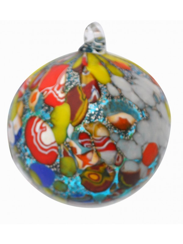Murano Glass Christmas Tree Ball  PP23